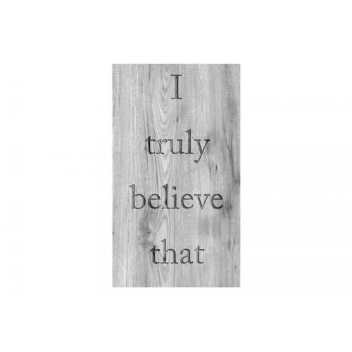Fotomurale - Marla Gibbs - What We Believe - Quadri e decorazioni