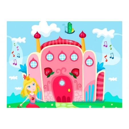 Fotomurale - Castello - Quadri e decorazioni