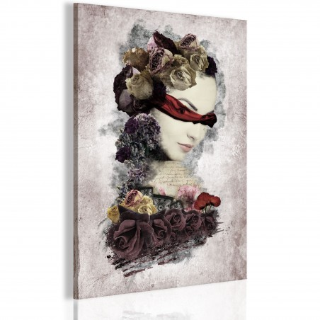 Quadro - Dama misteriosa - Quadri e decorazioni
