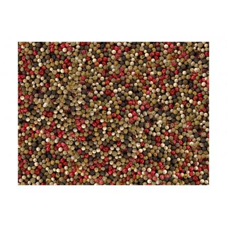 Fotomurale - Mosaico di pepe colorato - Quadri e decorazioni