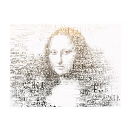 Fotomurale - Diario di Leonardo da Vinci - Quadri e decorazioni