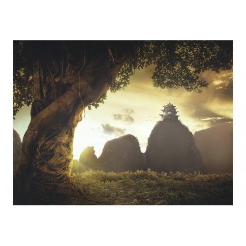 Fotomurale - Mysterious China - Quadri e decorazioni