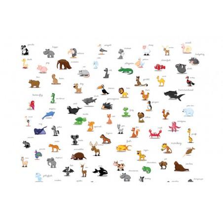 Fotomurale - animali (per bambini) - Quadri e decorazioni