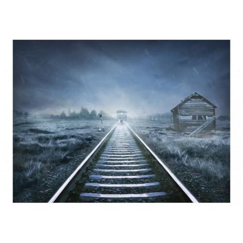 Fotomurale - Treno fantasma - Quadri e decorazioni