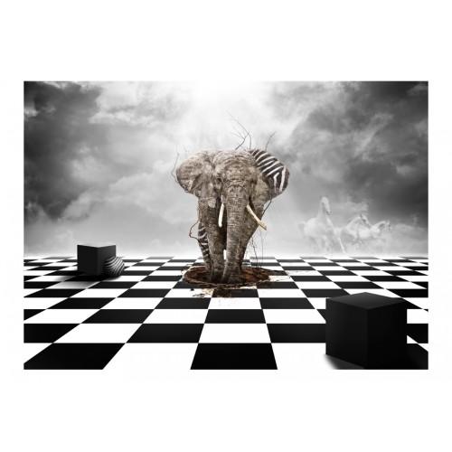 Fotomurale - Fuga dall'Africa - Quadri e decorazioni
