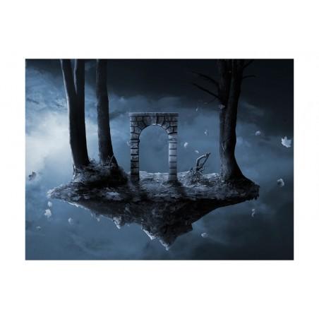 Fotomurale - portone - fantasia - Quadri e decorazioni