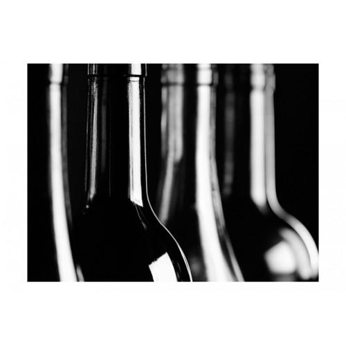 Fotomurale - Bottiglie di vino - Quadri e decorazioni