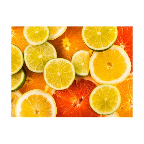 Fotomurale - Citrus fruits - Quadri e decorazioni