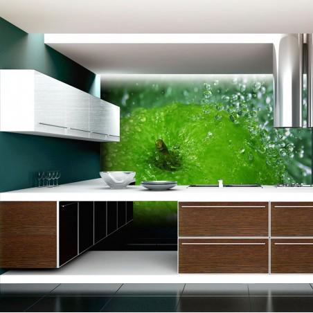 Fotomurale - Mela verde - Quadri e decorazioni