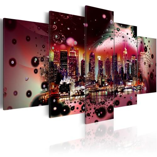 Quadro - Colori di New York - Quadri e decorazioni