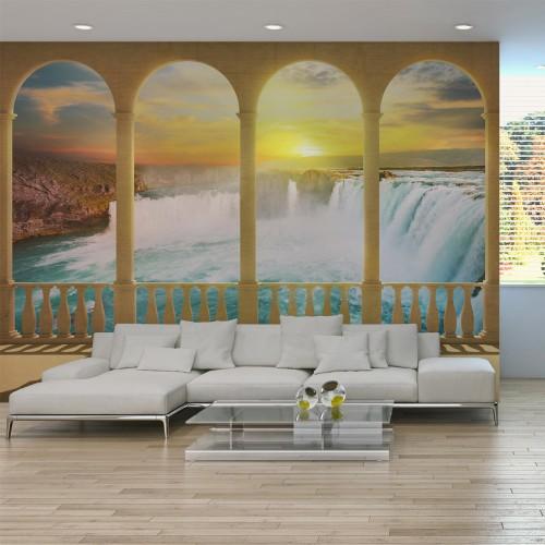 Fotomurale - Niagara sognato - Quadri e decorazioni