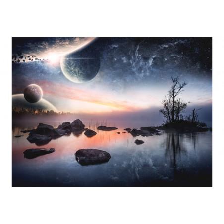 Fotomurale - Paesaggio cosmico - Quadri e decorazioni