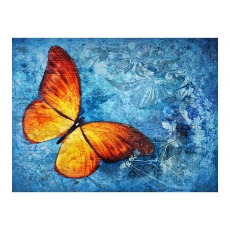 Fotomurale - Fiery butterfly - Quadri e decorazioni