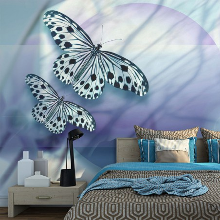 Fotomurale - Pianeta delle farfalle - Quadri e decorazioni