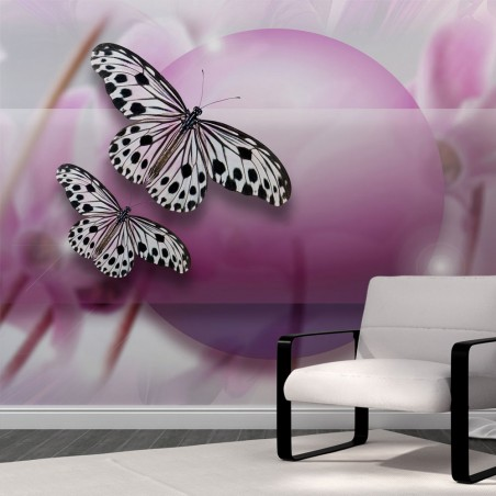 Fotomurale - Fly, Butterfly! - Quadri e decorazioni