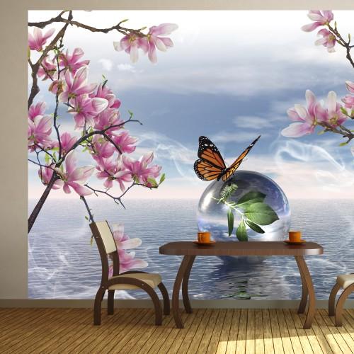 Fotomurale - Nella bolla di sapone - Quadri e decorazioni