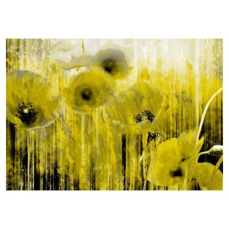Fotomurale - Folia gialla - Quadri e decorazioni