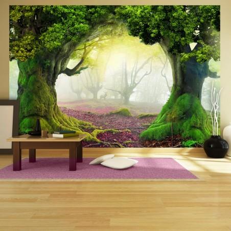 Fotomurale - La Foresta incantata - Quadri e decorazioni