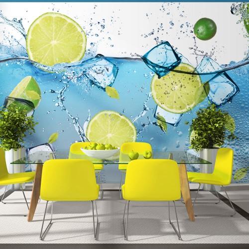 Fotomurale - Limonata rifrescante - Quadri e decorazioni