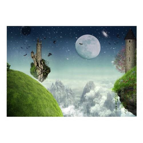 Fotomurale - Volo sopra le montagne - Quadri e decorazioni