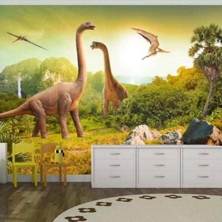 Fotomurale - Dinosauri - Quadri e decorazioni