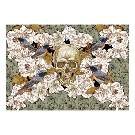 Fotomurale - Among flowers - Quadri e decorazioni