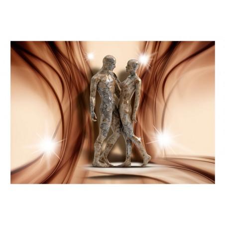 Fotomurale - Stone couple - Quadri e decorazioni