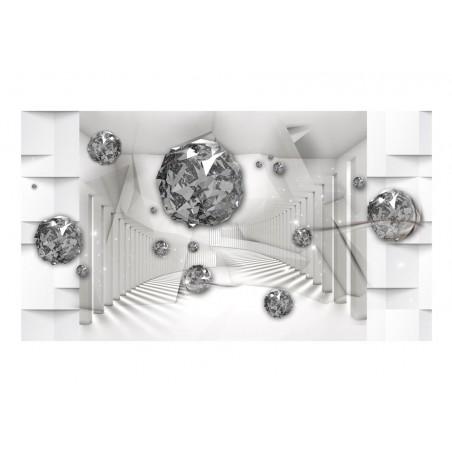 Fotomurale XXL - Diamond Chamber II - Quadri e decorazioni