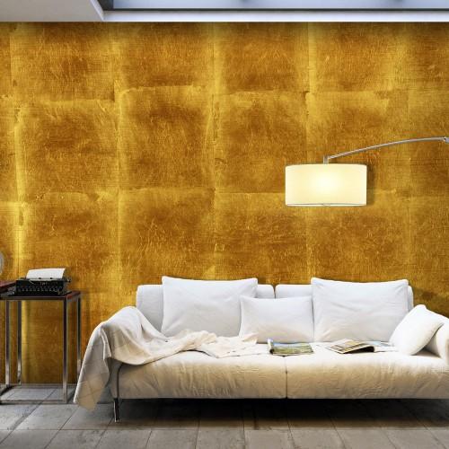Fotomurale XXL - Golden Cage - Quadri e decorazioni