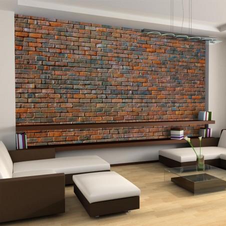 Fotomurale XXL - Muro di mattoncini - Quadri e decorazioni