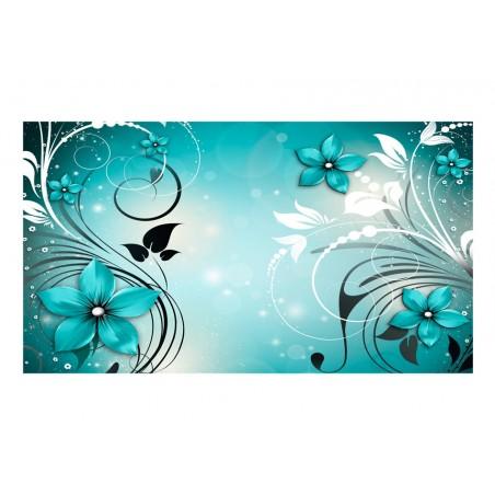 Fotomurale XXL - Sapphire Winter - Quadri e decorazioni