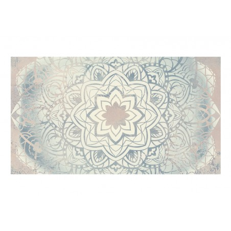 Fotomurale XXL - Winter Mandala - Quadri e decorazioni