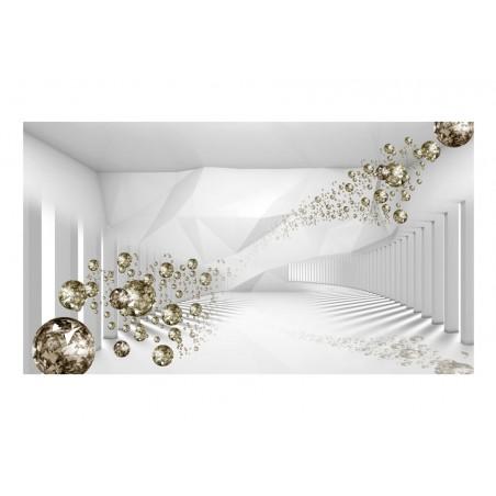 Fotomurale XXL - Corridor of Diamonds - Quadri e decorazioni