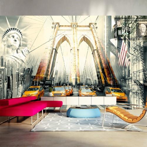Fotomurale XXL - Vita di città - Quadri e decorazioni