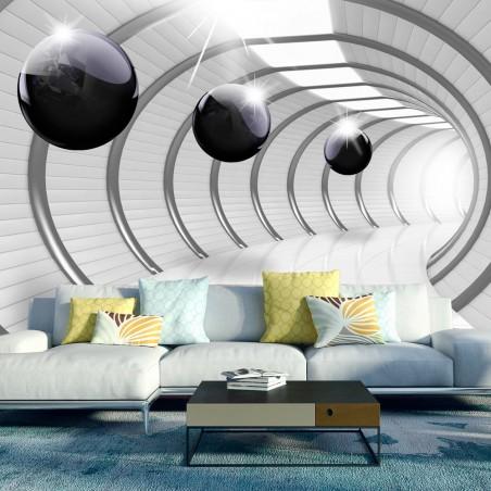 Fotomurale XXL - Futuristic Tunnel II - Quadri e decorazioni