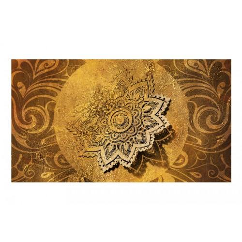Fotomurale XXL - Golden Illumination II - Quadri e decorazioni