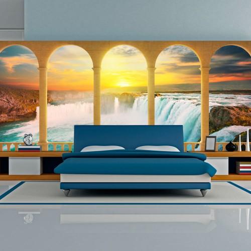 Fotomurale XXL - Niagara sognato - Quadri e decorazioni
