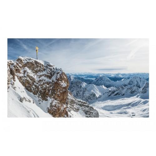 Fotomurale XXL - Winter in Zugspitze - Quadri e decorazioni