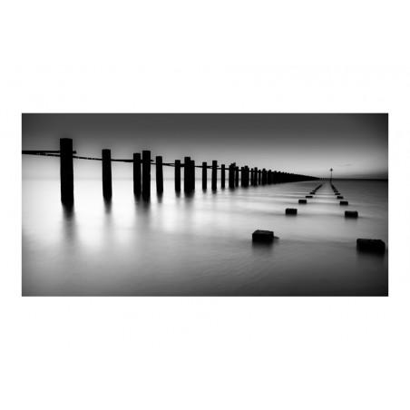 Fotomurale XXL - L'estuario del Tamigi a Shoeburyness, Inghilterra - Quadri e decorazioni