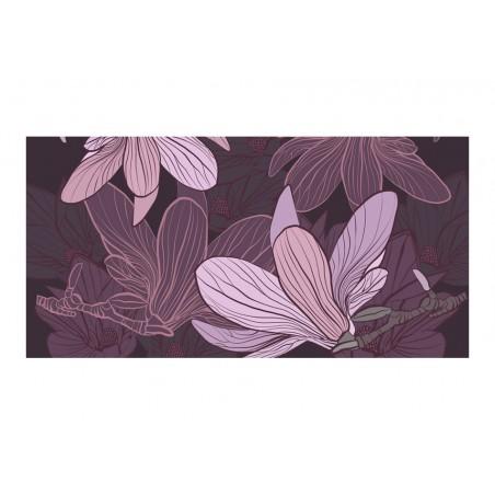 Fotomurale XXL - Dreamy flowers - Quadri e decorazioni