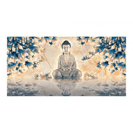 Fotomurale XXL - Buddha of prosperity - Quadri e decorazioni