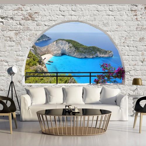 Fotomurale XXL - Window of Fantasy - Quadri e decorazioni