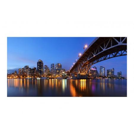 Fotomurale XXL - Granville Bridge - Vancouver (Canada) - Quadri e decorazioni