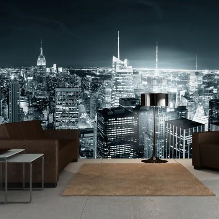 Fotomurale XXL - Vita notturna a New York - Quadri e decorazioni