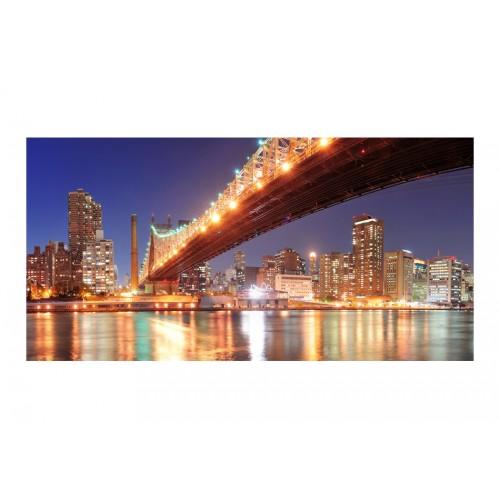 Fotomurale XXL - Queensborough Bridge - New York - Quadri e decorazioni
