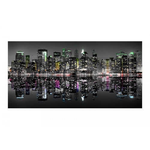 Fotomurale XXL - New York, citta' dove nascono i sogni - Quadri e decorazioni