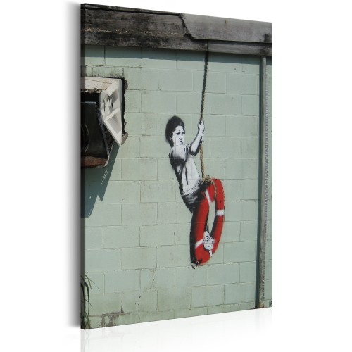 Quadro - Swinger, New Orleans - Banksy - Quadri e decorazioni