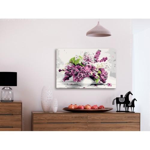 Quadro fai da te - Vase and Flowers - Quadri e decorazioni