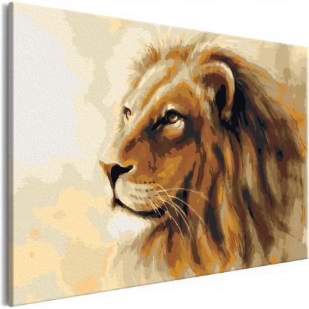 Quadro fai da te - Lion King - Quadri e decorazioni
