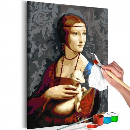 Quadro fai da te - Famous Portrait - Quadri e decorazioni